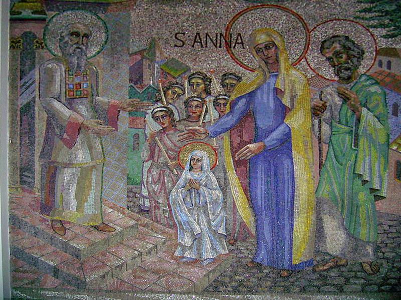 Saint Anne Pieve Alpago