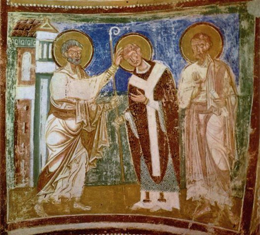 St Hermagor and Fortunato Alpago